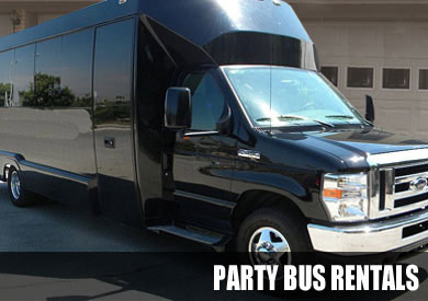 Cheap Party Bus Miami