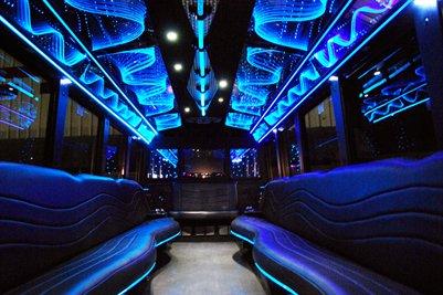 Luxury Tour Bus Rental Toronto
