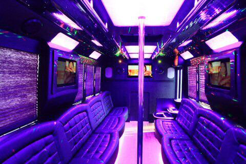 Party Buses in Miami