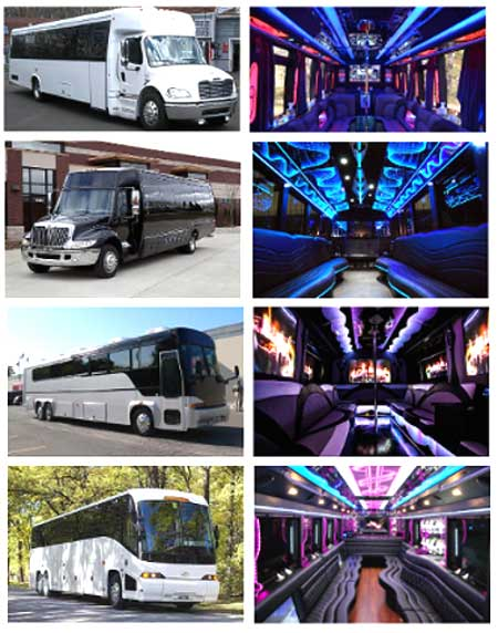 Best Party Bus Sweetwater FL