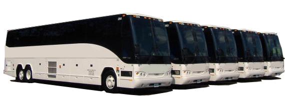 Charter Buses Miami Florida